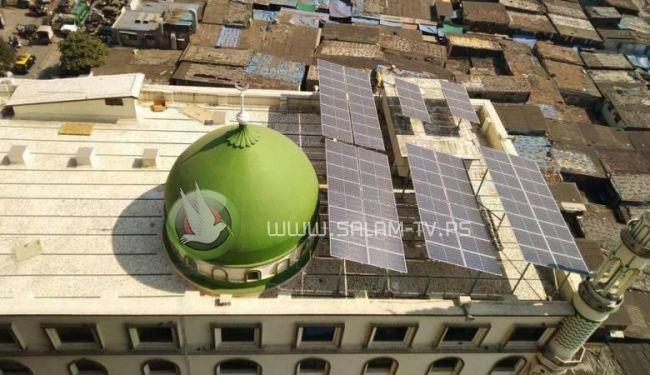 الأوقاف توقع اتفاقية ربط 7 مساجد بالطاقة الشمسية في طولكرم