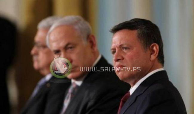 نتنياهو: سنفاوض الأردن لتجديد الاتفاق حول 'الباقورة والغمر'