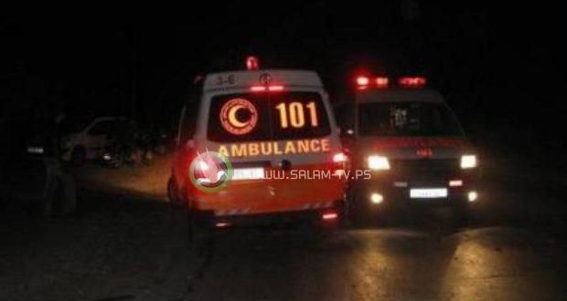 مصرع مواطن من سكان ضاحية ذنابه بحادث دهس على مفرق شوفه شمال طولكرم