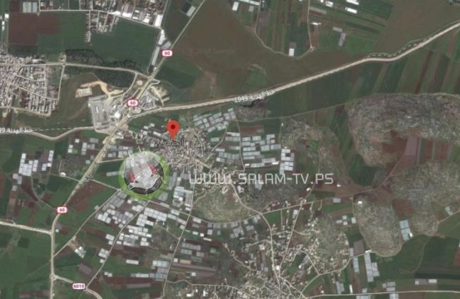 جيش الاحتلال يجمّد الاستيلاء على 29 دونمًا قرب جنين
