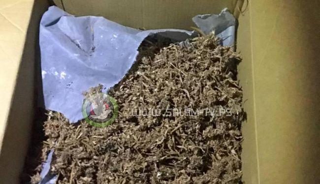 ضبط 2 كغم من المخدرات في محافظة طولكرم