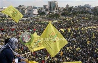 حفل انطلاقة فتح سيعقد بمكان واسع بغزة بمشاركة حماس والفصائل