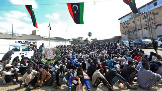 """""""أسواق"""" لبيع البشر """"علنا"""" في مدن ليبية"""