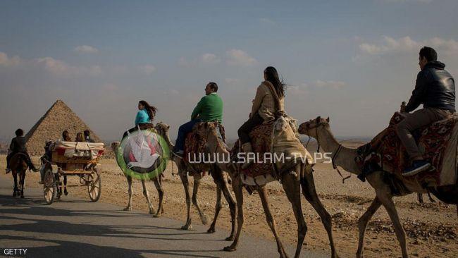 مصر.. أسوأ تراجع سياحي بالعالم في 2016