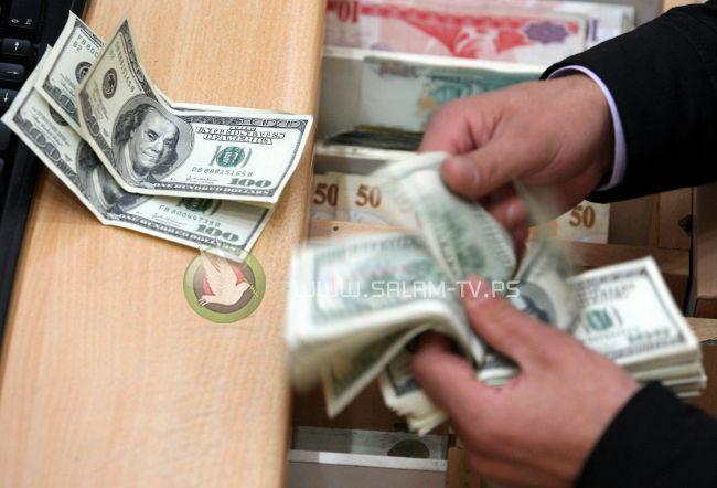 أسعار صرف العملات مقابل الشيقل الاسرائيلي اليوم الثلاثاء