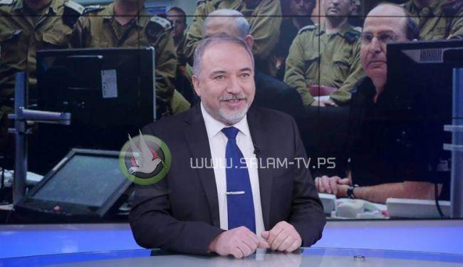 ليبرمان : الفترة الحالية الأكثر هدوءا بغزة منذ عام 67