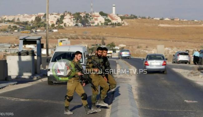 """اطلاق سراح شاب اصابه الاحتلال في عملية اغتيال الشهيد """" الطيراوي """" برام الله"""