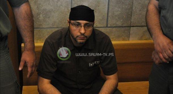 الاسير عبدالله البرغوثي يوجه رسالة من السجون الاسرائيلية الى اردوغان