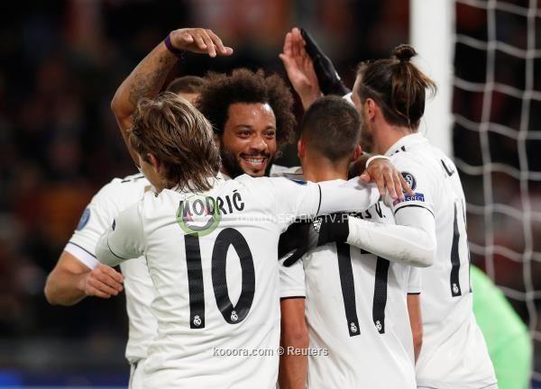 ريال مدريد يصطاد ذئاب روما في معقلهم ويقتنص الصدارة