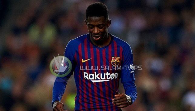 برشلونة يحسم موقفه بشأن بيع ديمبلي