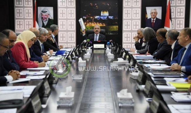 مجلس الوزراء يطلق خطة عمل الحكومة ويرصد 245 مليون دولار