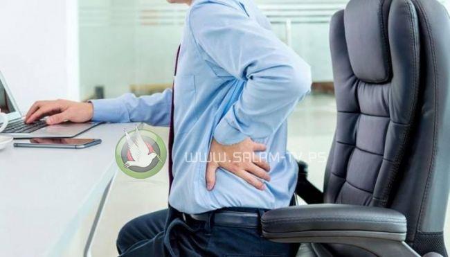 الجلوس طويلا يجلب الأمراض