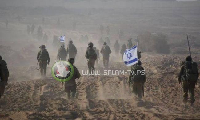 64 % من الإسرائيليين يؤيّدون الحرب على غزة