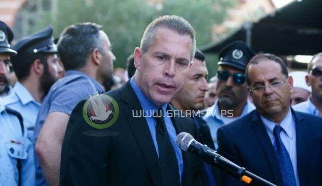 """اردان يطالب باغتيال قادة """"حماس """" في غزة"""