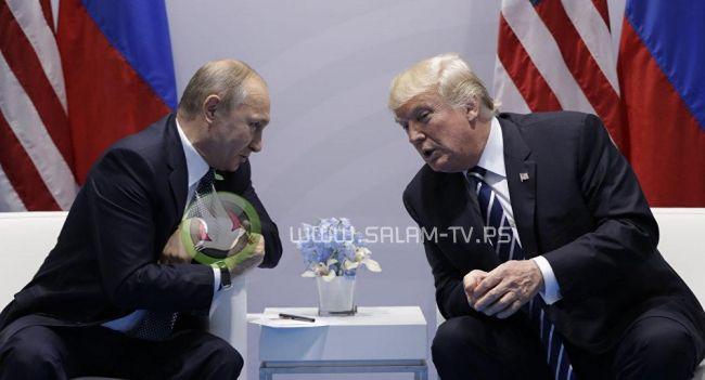 ملفات حساسة ومعقدة على طاولة ترامب بوتين