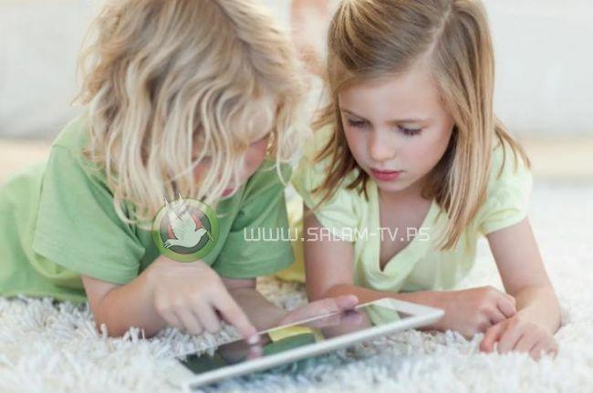 مخ الأطفال في خطر.. بسبب الأجهزة الذكية