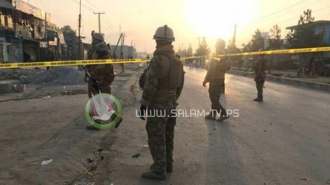 40 قتيلا بتفجير انتحاري أمام مستشفى جنوب أفغانستان