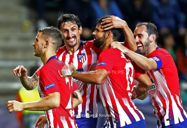أتلتيكو مدريد يتوج بطلا للسوبر الاوروبي بعد تغلبه على ريال مدريد