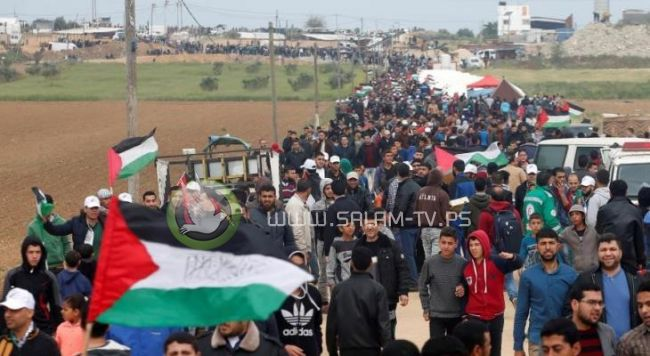 الاحتلال يخشى من انطلاق مسيرات على الحدود السورية في يوم الأرض