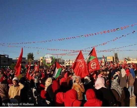 وفد مركزي من الجبهة الشعبية يصل موسكو