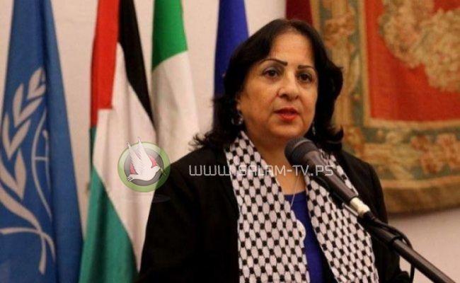 فلسطين بحالة طوارئ ..وزيرة الصحة تدعو الأطباء للالتزام بالدوام