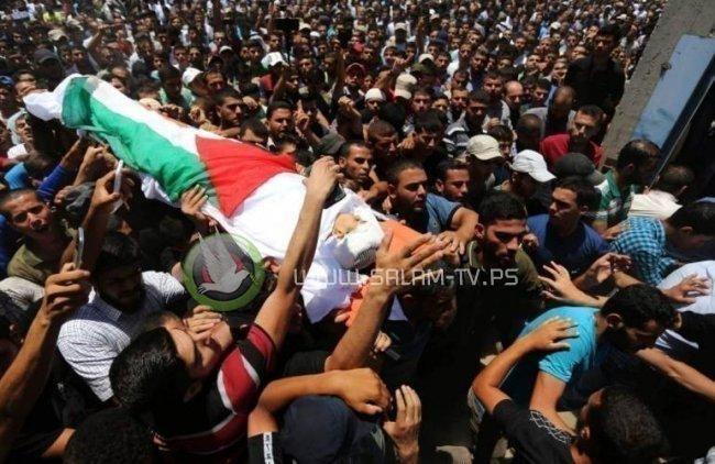 شهيد برصاص الاحتلال شمال غزة
