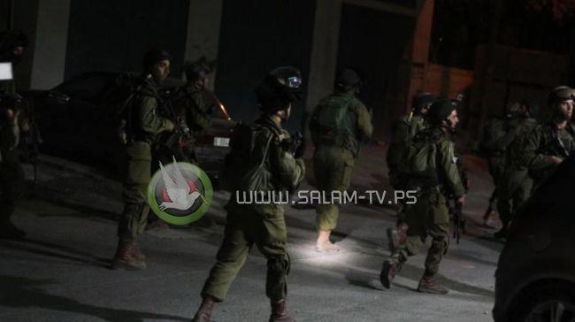 الاحتلال يعتقل 9 مواطنين من القدس المحتلة