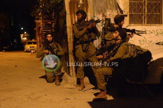 إصابة 5 شبان برصاص الاحتلال في مواجهات شرق وشمال طولكرم