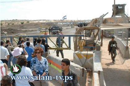 نقابة النقل العام في طولكرم:الاسرائيليون عرضوا لقاءنا لإلغاء الإضراب