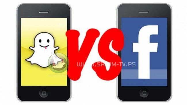 فيسبوك يختبر إضافة ميزة من سناب شات إلى مسنجر