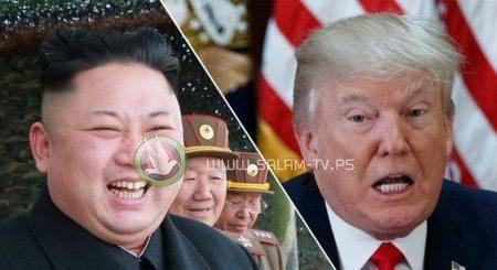 ترامب : من الممكن ان أكون على علاقة جيدة بالزعيم الكوري الشمالي