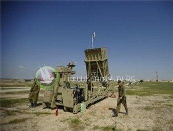 """إسرائيل تنشر بطارية صواريخ """"القبة الحديدية"""" في جوش دان"""