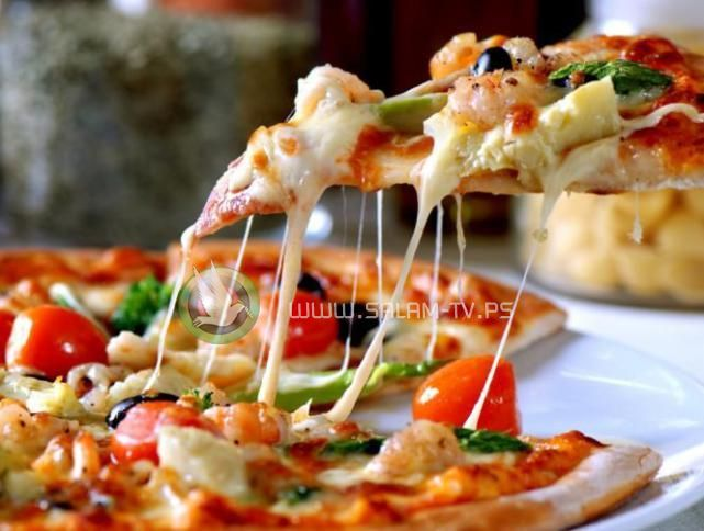 هل البيتزا صحية؟ إليكم الجواب