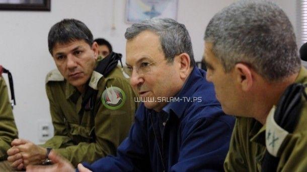 باراك : لا تتوقعوا أن يختفي الفلسطينيون عن الخريطة