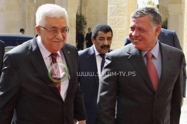 الرئيس يُهاتف ملك الأردن بخصوص المصالحة