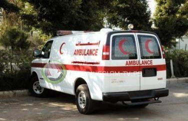 اصابة 4 مواطنين بحروق في انفجار اسطوانة غاز بمنزل في الخليل