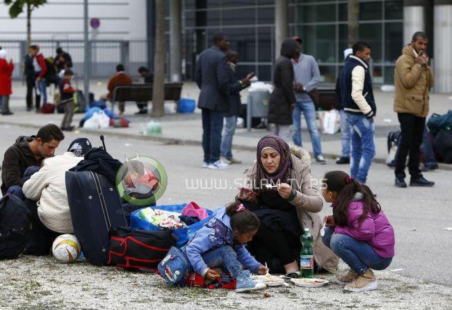 131 ألف مهاجر وصلوا أوروبا منذ بداية العام