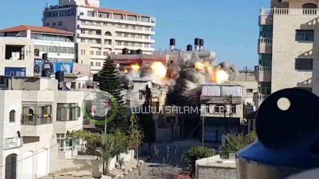 يديعوت: للمرة الثانية.. الاحتلال يستعدّ لهدم منزل عائلة أبو حميد بمخيم الأمعري