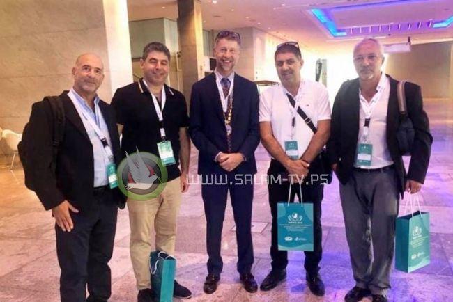 وفد طبي اسرائيلي يزور قطر للمشاركة في مؤتمر دولي