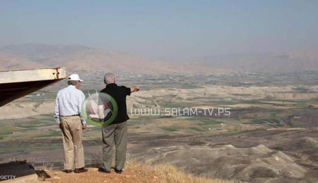 مسؤول إسرائيلي يحذر من ضم غور الأردن
