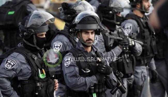 تأهب كبير لشرطة الاحتلال بالقدس عشية الجمعة الأولى في رمضان