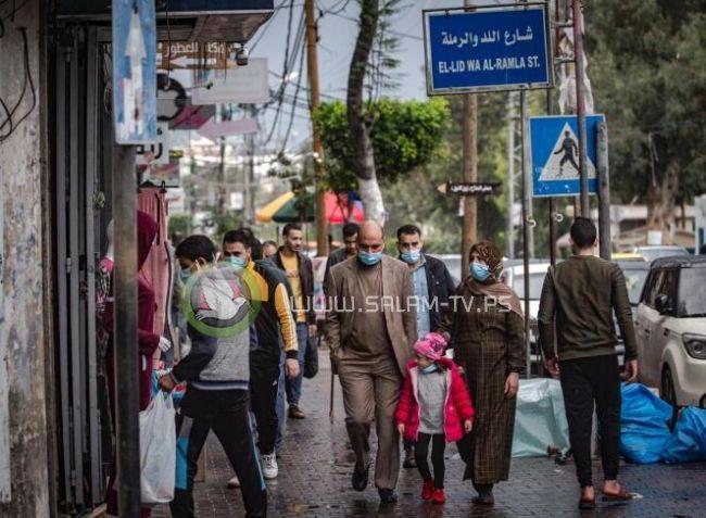 غزة: حالة وفاة و151 اصابة جديدة