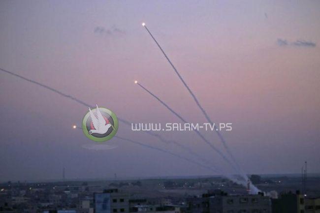 فيديو| إصابات في قصف المقاومة المتواصل للمستوطنات