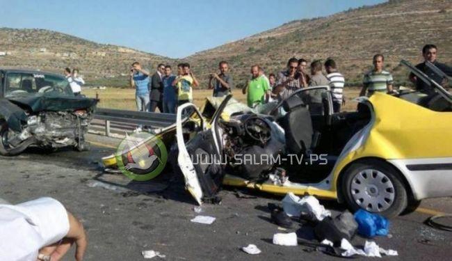 مصرع 13 شخصًا في 1118 حادث سير خلال نوفمبر
