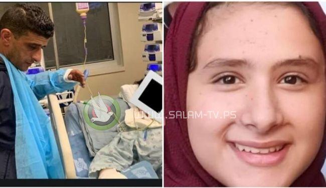 """عائلة الطالبة عبير الأغبر: """"تراجع شديد في حالتها الصحية وهي بحالة خطر شديد"""""""