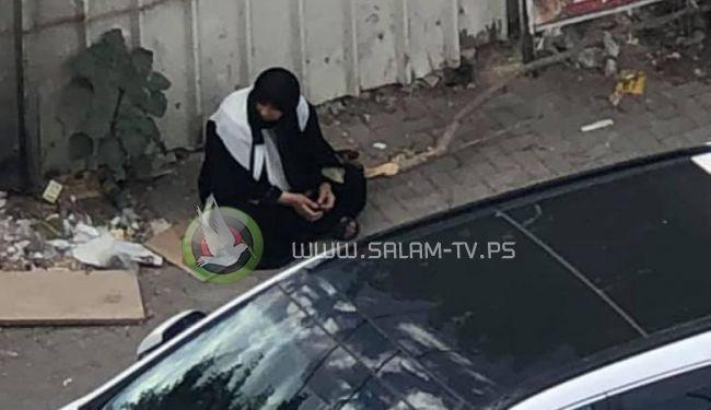 الشرطة : قبضنا على متسول تبين لاحقاً بانه يمتلك سيارة فاخرة
