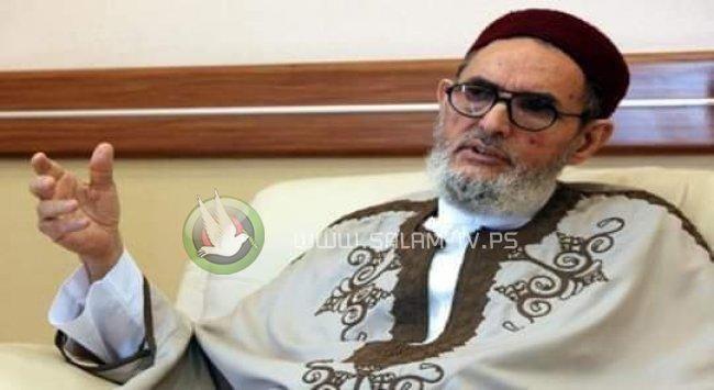 مفتي ليبيا: من حج أو اعتمر فلا يكررهما وليدْفع أمواله للمقاومة الفلسطينية