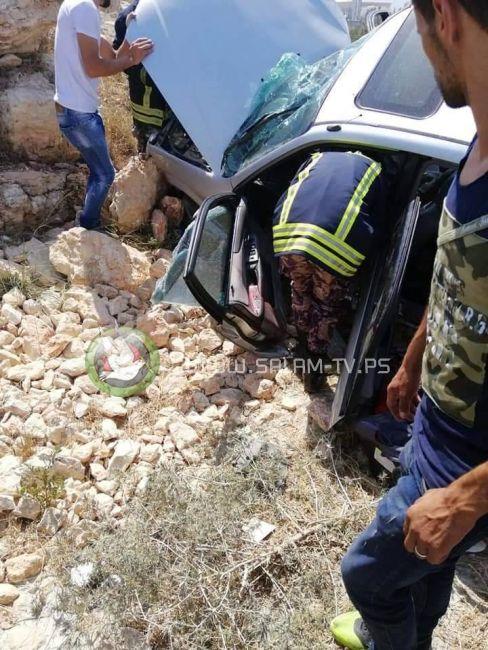 جنين تسجل أعلى نسبة وفيات في حوادث السير بالضفة الغربية