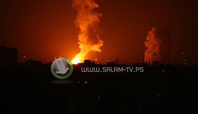 الخارجية تحذر من شن حرب على غزة