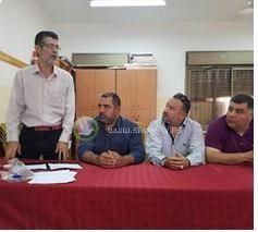 توقيع مذكرة تفاهم لتشكيل اللجنة الوطنية التنسيقية لاتحادات وفعاليات محافظة طولكرم
